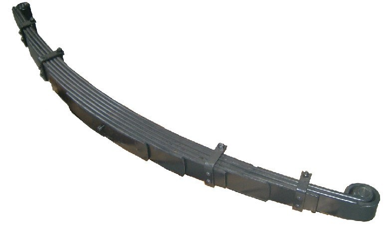 Leaf springs, parabola, air spring packages