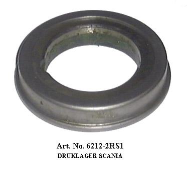Pressure bearings push and pull bearings
