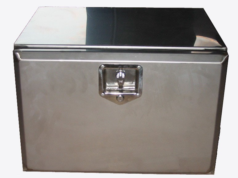 Tool boxes stainless steel