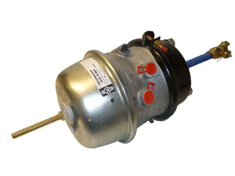 Membrane and spring brake cylinders