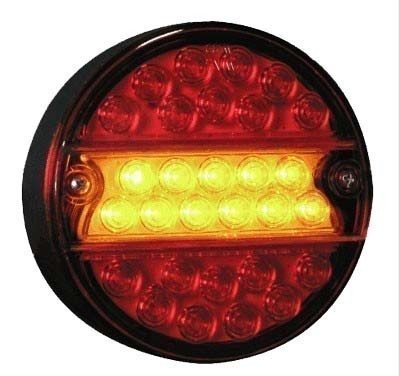 Round Tail Lights LED