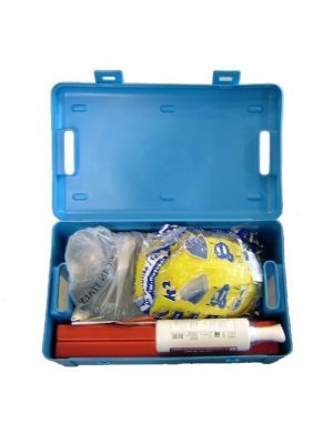 Gevaarlijke Stoffen Box  Ce Keur,VLG koffer
